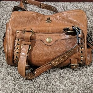 Gorgeous Coach Chelsea Abbey Satchel + coin purse